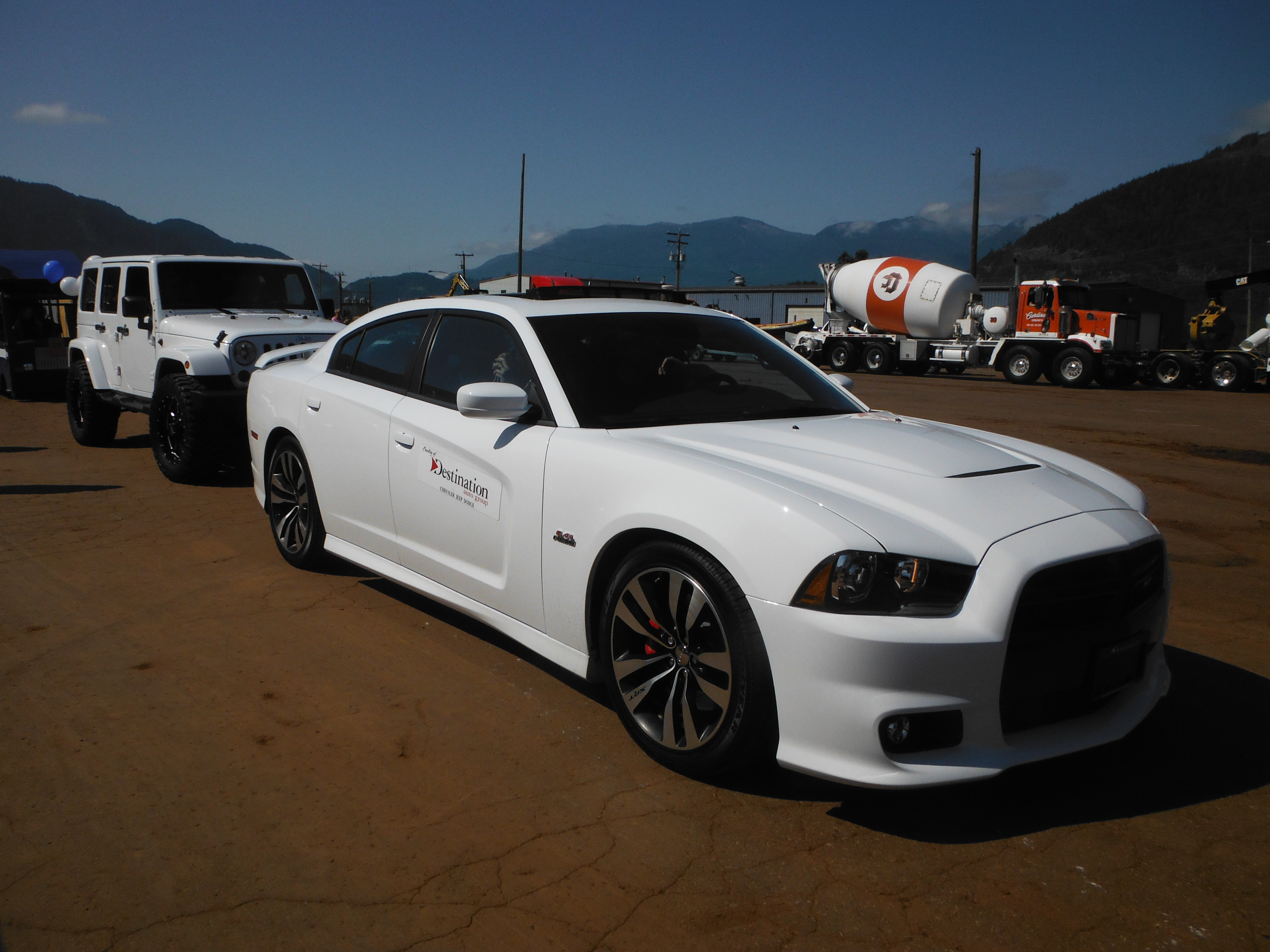 Destination Chrysler North Vancouver At The Annual
