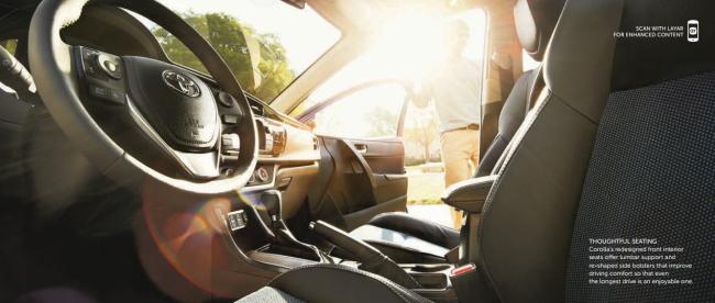 2014 Toyota Corolla | Destination Toyota Burnaby
