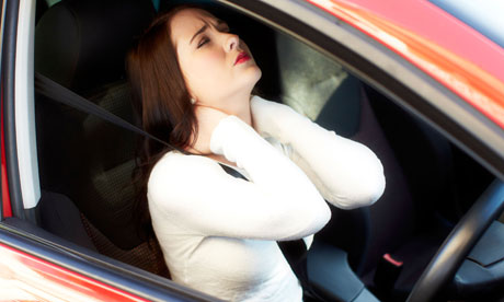 Whiplash injuries push up insurance costs