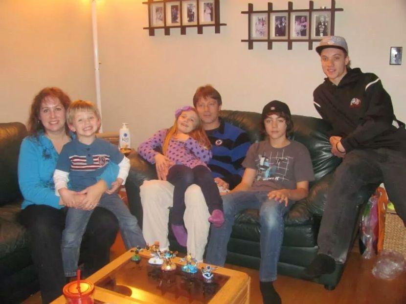 Family of Gary Harpestad
