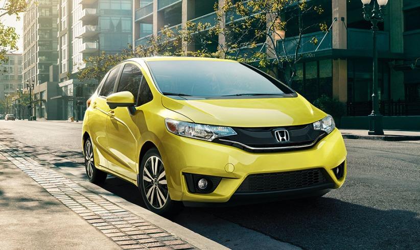 Honda Fit 2015 Vancouver