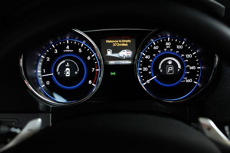 Hyundai Dashboard