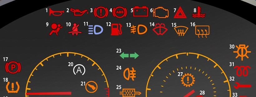 What Do The Warning Lights Mean?
