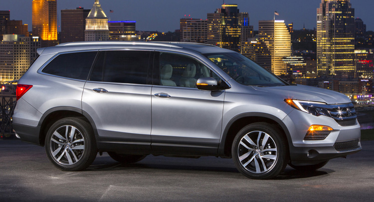 2016 honda pilot earns 2015 top safety pick from the iihs destination auto group blog
